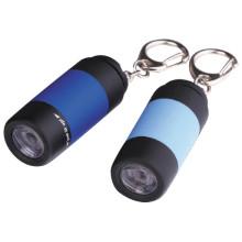 3 * AG13 LED ABS Schlüsselanhänger Taschenlampe