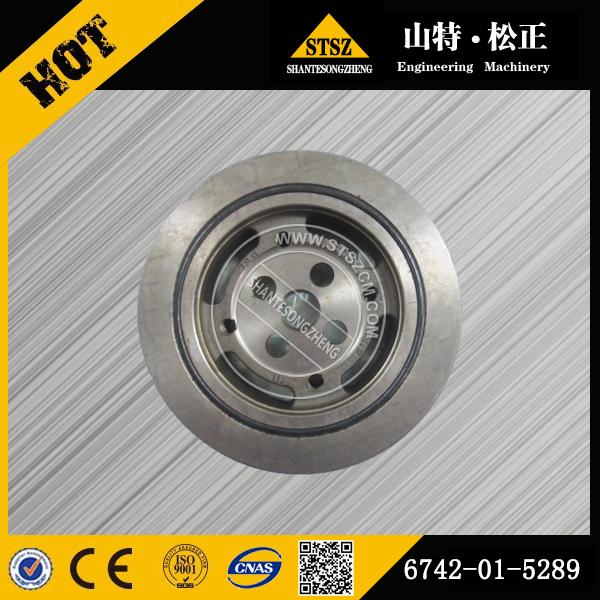 300-7 damper 6742-01-5289