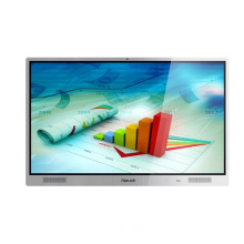 70 inch Android and window system touch screen smart class interactive whiteboard