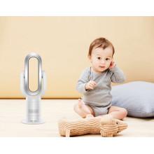 Intelligent Baby Partner - Ventilador de calefacción eléctrico oscilante de mesa de 10 pulgadas