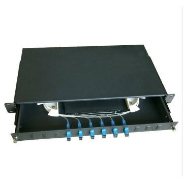 6 Patch Panel Fiber Optic Port