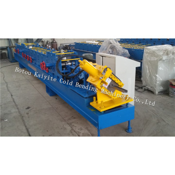 Justierbare Modell U Shaped Purlin Making Machine