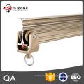 Heavy Duty Aluminium Curved Curtain Track