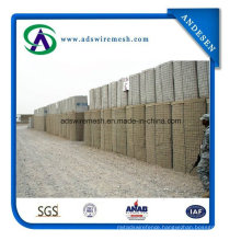 1.22*0.61*0.61m Hesco Barrier, Welded Gabion Box
