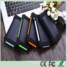 10000mAh Travel Waterproof Solar Power Bank for iPhone 6 6s (SC-5688)