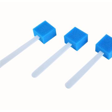 Brosse éponge médicale jetable / bâtons d'éponge