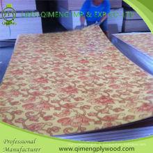 Plus de 200 types contreplaqué de papier de 1.6-5.0mm de Linyi