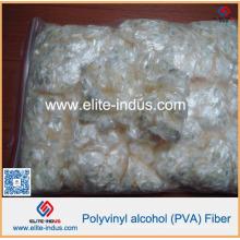 Fibre de 6mm PVA pour le revêtement de ciment de fibre