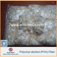 6мм ПВА волокна для волокна Плакирование цемента