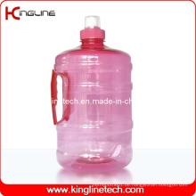 2000ml Plastikwasser-Krug Großhandels-BPA geben mit Deckel frei (KL-8024)
