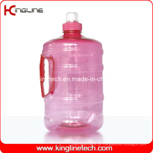 Batido de água de plástico 2000ml grossista BPA livre com tampa (KL-8024)