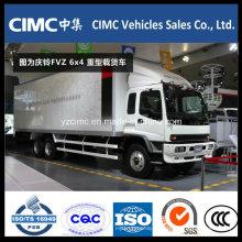 Isuzu Qingling Vc46 6X4 LKW LKW / Lieferwagen