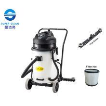 Con Squeegee Plastic Tank 60L Dry Aspirador