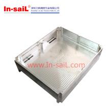 CNC personalizado que faz à máquina 5052 placas de trituração do CNC das peças do alumínio