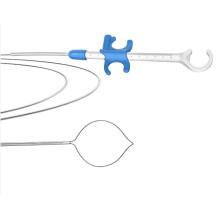 Marquage CE polype froid Snare avec poignée ergonomique