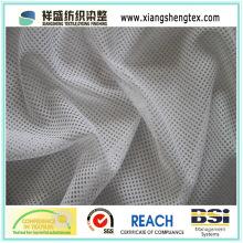 3X1 FDY tecido de malha ilhó