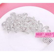 Accessoires de cheveux de mode reine strass couronne tiara