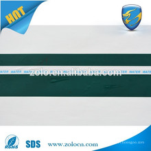 Security Tape for Security Bag Sealing, Temperature Sensitive Water sensitive open VOID tape