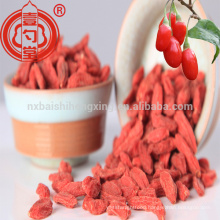 Factory wholesale price for organic chinese wolfberry