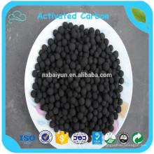 Chaîne de production de charbon activé par désulfuration de gaz