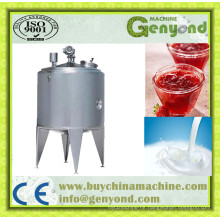 Storage Tank for Milk and Juice