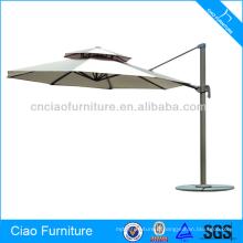 Parapluie de jardin de patio extérieur de meubles de loisirs