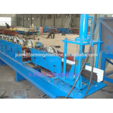 Color sheet seamless gutter machine for sale