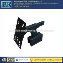 OEM precisión agradable cnc mecanizado ángulo de soldadura piezas mecánicas