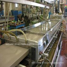 ПВХ ДПК доски celuka пены пластичная машина