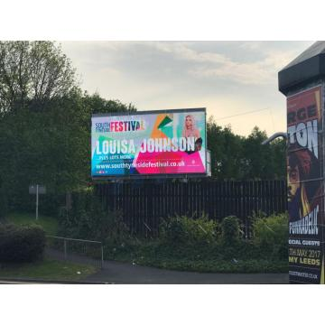 Fasta High Brightness Outdoor Billboard LED Display