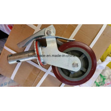 Damping Casters PU Casters for Industrial