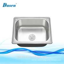 Ds 5238 one piece bathroom sink and countertop kitchen sink in bangladesh sink caddy stainless steel