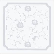 600*600mm Flower Aluminium Ceiling For Restaurant