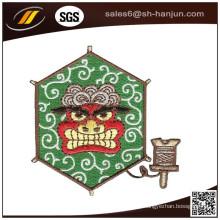 Benutzerdefinierte gewebte Abzeichen Tuch Label Stickerei Patch