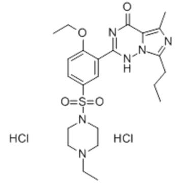 Vardenafil hydrochloride trihydrate CAS 224785-90-4