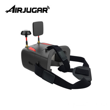 Wireless Receiver Racing 5.8G Goggles