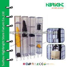 wire mesh air lockers