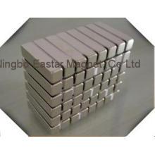 N52 Frittés aimant de néodyme bloc pour l'industrie