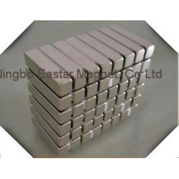 N52 Sintered Neodymium Block Magnet for Industry
