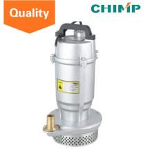 Prix approuvé de la pompe à eau submersible électrique monophasé Qdx approuvé Ce