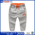 Pantalons pour garçons à pantalons doudoune personnalisés à prix abordable pour bébé (YBY118)