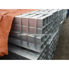 Square Steel Pipe/Tubes/Hollow Section Galvanized/Black Annealing Steel Square Tube-88