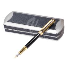Großhandelsgewohnheit fördernde Kugelschreiber-Metallfüllfederhalter auf Verkauf
