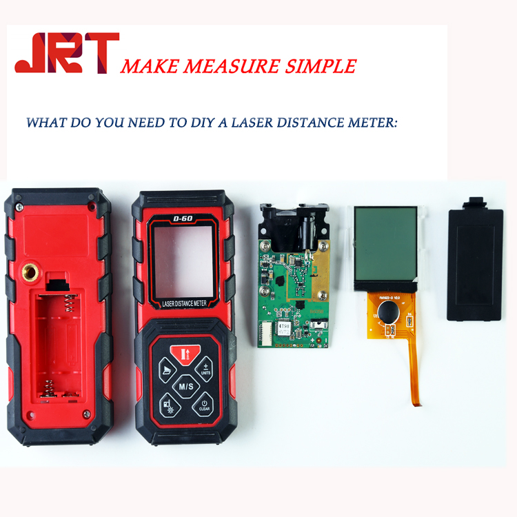 What Do You Need To Diy A Laser Distance Measure