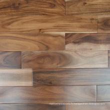 Plancher de bois franc en acacia massif