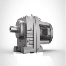 100% Original Factory for China R Helical Gear Reducer,R Series Helical Gear Reducer,R Series Foot Mounted Speed Reducer Supplier Crane Gear Motor with Close and Precise Gear export to Oman Importers