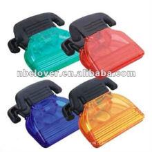 Forma de telefone plástico clip ímã