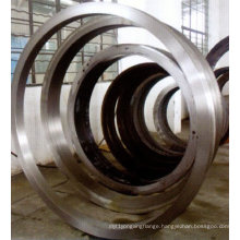 42CrMo4, C45 Forging Rings for Slewing Bearings,