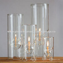 Different Size Borosilicate Glass Oil Lamp