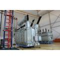 Transformateur de puissance de distribution immergé à huile de 110kv